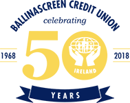 Ballinascreen Credit Union – Draperstown Logo